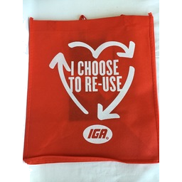 Photo of I Choose To Reuse Bag 500