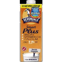 Photo of Devondale Milk Smart Plus 1L