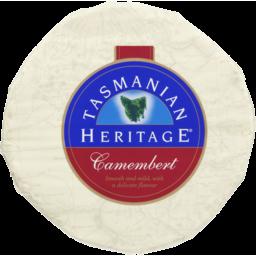 Photo of Tasmanian Camembert