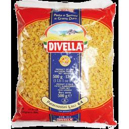 Photo of Divella 64 Paternostini Lisci 500g