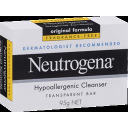 Photo of Neutrogena Face Bar Hyopallergenic 95g