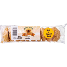 Photo of Busy Bees Gluten Free Gingerbread Biscuits 210g