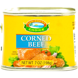 Photo of Caribbean Choice Cornbeef