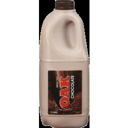 Photo of Oak Chocolate Milk 2l