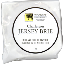 Photo of Woodside Jersey Brie 110gm
