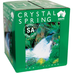 Photo of Crystal Spring Water 10L