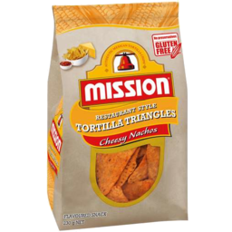 Photo of Mission Corn Chips Nachos 230g