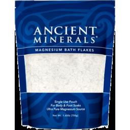 Photo of Ancient Minerals Magnesium Bath Flakes - 750g
