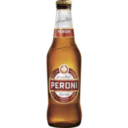 Photo of Peroni Red Bottles