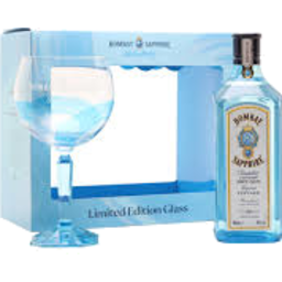 Photo of Gp Bombay Gin Glass Cup