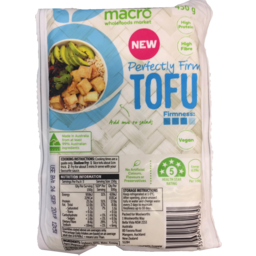 Photo of Macro Tofu 450g