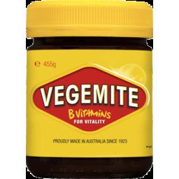 Photo of Vegemite 455g