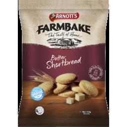 Photo of Arnott's Farmbake Cookies Butter Shortbread 310g