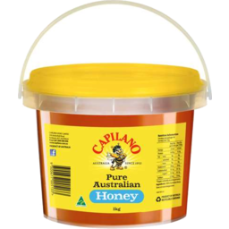 Photo of Capilano Pure Australian Honey 1kg
