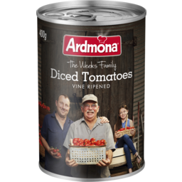 Photo of Ardmona Diced Tomatoes 400g