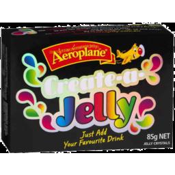 Photo of Aeroplane Create-A-Jelly 85gm