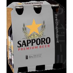 Photo of Sapporo Stubbies