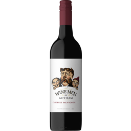 Photo of Wine Men Of Gotham Cabernet Sauvignon 750ml