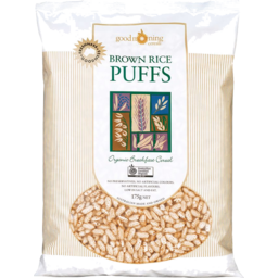 Photo of Good Morning Cereals Cereal - Brown Rice Puffs