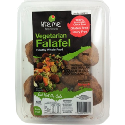 Photo of Bite Me Fine Foods Organic Falafel 300g