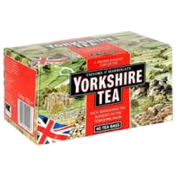 Photo of Yorkshire Red Leaf T/Bag 40s