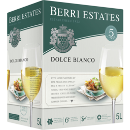 Photo of Berri Est Dolce Bianco Cask