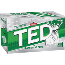 Photo of TED Stubbies