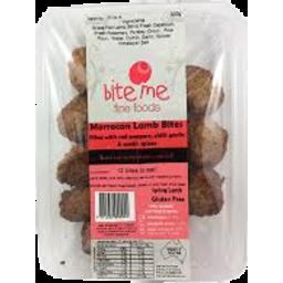 Photo of Bite Me Moroccan Lamb Bites 300g