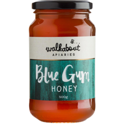 Photo of Walkabout Honey Bluegum 500gm