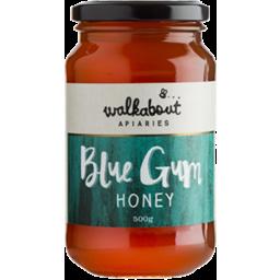 Photo of W/A Blue Gum Honey 500gm