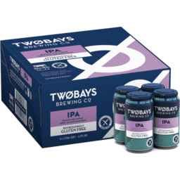 Photo of Two Bays Brewing Co. - Gluten Free Ipa 24pk