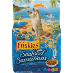 Photo of Friskies Seafood Sensations