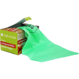 Photo of Full Circle Compostable Waste Bags 25 Bags
