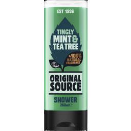 Photo of Original Source Mint and Tea Tree Shower Gel 250ml