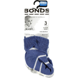 Photo of Bonds Baby Wonder Sock 00 3pk