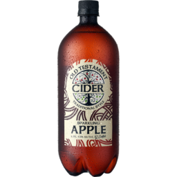 Photo of Old Testament Sparkling Apple Cider 1.25L