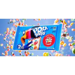 Photo of Pop Tarts Fruit Loops