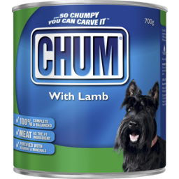 Photo of Chum Lamb 700g