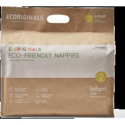 Photo of Ecoriginals Nappies - Infant 4-7kgs