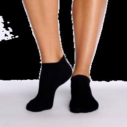 Photo of BOODY BAMBOO Womens Low Cut Sneaker Sock 3-9
