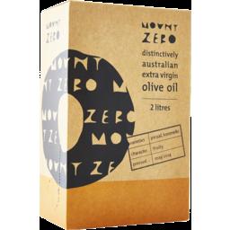 Photo of Mount Zero Extra Virgin Olive Oil