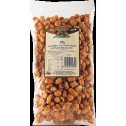 Photo of Yummy Honey Peanuts 500g