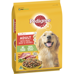 Photo of Pedigree Adult With Real Mince & Vegies 8kg