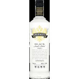 Photo of Smirnoff Black Label Vodka