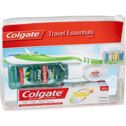 Photo of Colgate Travel Pack