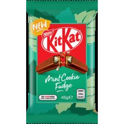 Photo of Nestle Kit Kat Mint Cookie Fudge 45gm