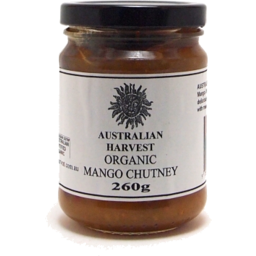 Photo of Australian Harvest - Mango Chutney - 260g