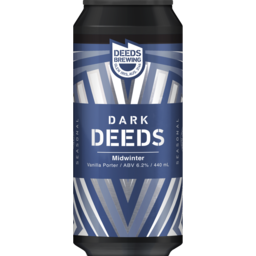 Photo of Quiet Deeds Midwinter Vanilla Porter