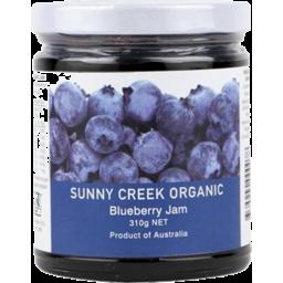 Photo of Sunny Creek Organic Blueberry Jam