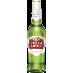Photo of Stella Artois Bottle 330ml